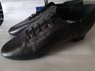 Туфлі для танців латина чоловіча р.42