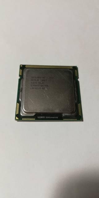 Процессор Intel Core i7-870 2.93GHz//8MB/1333MHz (не работает)