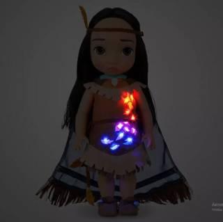 Кукла малышка Покахонтас «Специальное издание» Disney 3