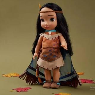 Кукла малышка Покахонтас «Специальное издание» Disney