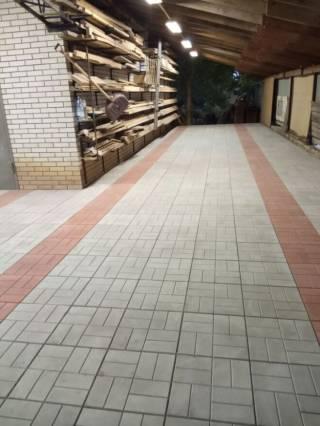 Тротуарная плитка 6
