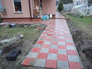 Тротуарная плитка 5