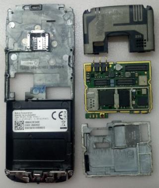 Nokia 6700 2рабочие+3 не включаются+плата и рамка 7