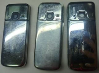 Nokia 6700 2рабочие+3 не включаются+плата и рамка 5