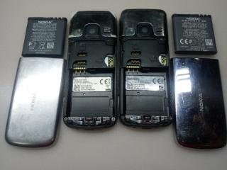 Nokia 6700 2рабочие+3 не включаются+плата и рамка 6