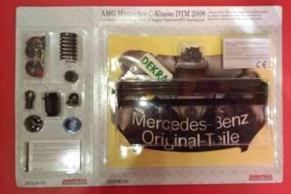 АМG Mercedes C-Class DTM 2008 Deagostini детали ходовой 4