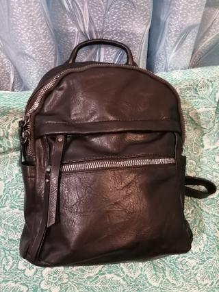 Рюкзак женский с качественной экокожи 2