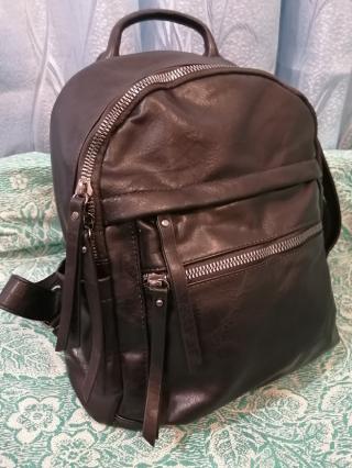 Рюкзак женский с качественной экокожи