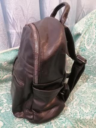 Рюкзак женский с качественной экокожи 3