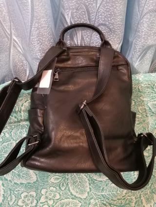 Рюкзак женский с качественной экокожи 4