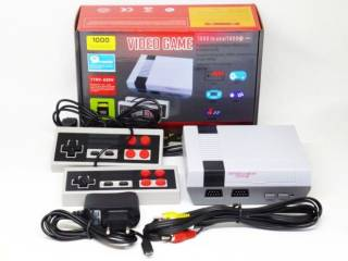 Mini Tv Game Console 1000 игр Nes Sfc Gba Md Mame