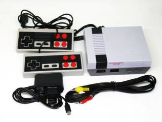 Mini Tv Game Console 1000 игр Nes Sfc Gba Md Mame 4