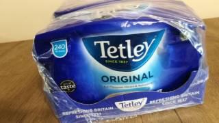 Англійський чай Tetley 240 пак. 750 гр. придатний до 02. 2022 р. 6