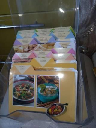 продам иллюстрированную картотеку кулинарных изделий 2