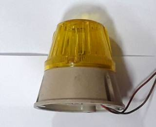 Световые сигнализаторы для систем охраны. 6