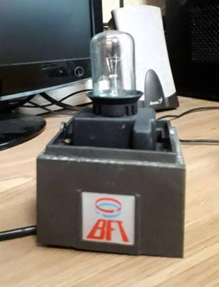 Световые сигнализаторы для систем охраны. 2