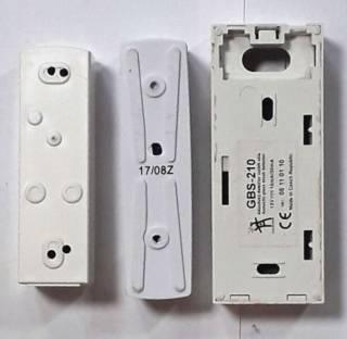 Датчики охранной сигнализации. 9