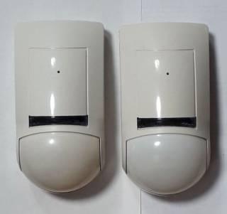 Датчики охранной сигнализации.