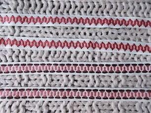 Тесьма декоративная лента в национальном стиле Из ссср 6