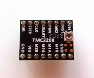 Драйвер шагового двигателя TMC2208 (Lerdge) 4