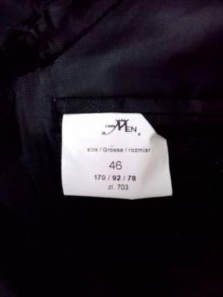 Мужской костюм фирмы newMen (Польша) 46 размер (170/92/78) 5