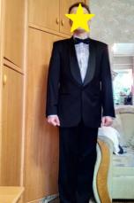 Мужской костюм фирмы newMen (Польша) 46 размер (170/92/78) 3