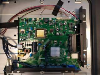 Плата майн HK-T.RT2957P61 для DEX LE3255-T2 2