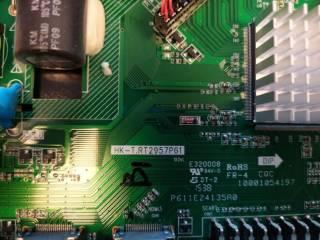 Плата майн HK-T.RT2957P61 для DEX LE3255-T2