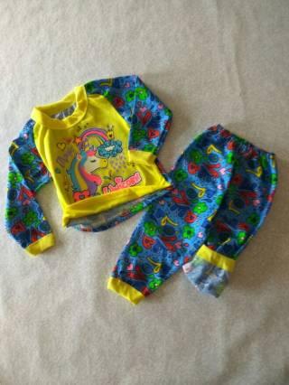 Піжама дитяча костюм для дому 3