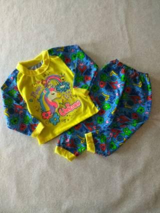Піжама дитяча костюм для дому 2