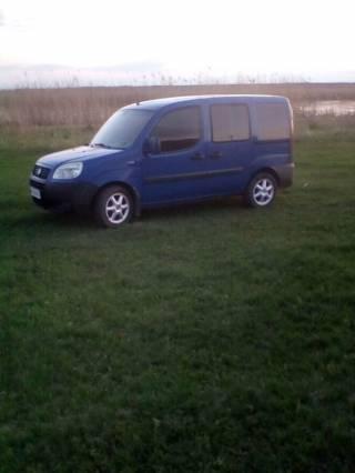 Fiat Doblo заводск.пассажир 2006 2