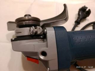 Болгарка Bosch Professional GWS 700 (диск 125 мм) 4