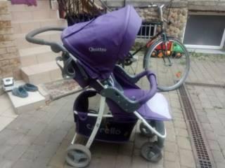 Продаю коляску прогулянкову Carrello Quattro