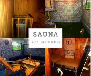 Сауна «Арарат» на Крещатике 2