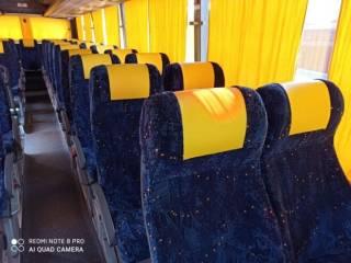 57,37 місць пасажирські перевезення Україна Європа. Замовити автобус 6