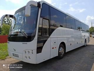 57,37 місць пасажирські перевезення Україна Європа. Замовити автобус 3