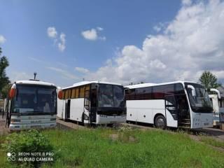 57,37 місць пасажирські перевезення Україна Європа. Замовити автобус 9