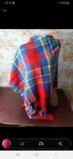 Новый ширменный шарф палантин снуд Clockhouse 9