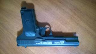 Пневматический пистолет Crosman C-TT 3