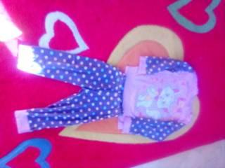 Пижама для девочки 1,5- 2,5годика 4