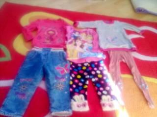Лот одежды для девочки  годик -2,5лет. 7