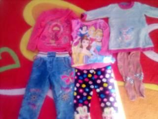 Лот одежды для девочки  годик -2,5лет. 3