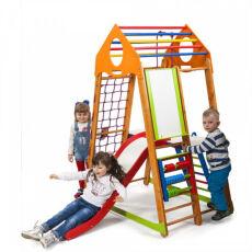 Детский спортивно-развивающий игровой комплекс «BambinoWood Plus 2» 2