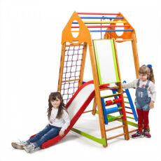 Детский спортивно-развивающий игровой комплекс «BambinoWood Plus 2» 3