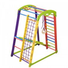 Деревянный спортивный комплекс «Кроха 1 мини» для детей от 3-х лет 4