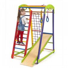 Деревянный спортивный комплекс «Кроха 1 мини» для детей от 3-х лет 2