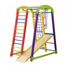 Деревянный спортивный комплекс «Кроха 1 мини» для детей от 3-х лет 7