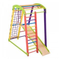 Деревянный спортивный комплекс «Кроха 1 мини» для детей от 3-х лет 6