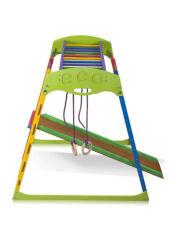 Деревянный спортивный детский комплекс для дома «Юнга мини» 7