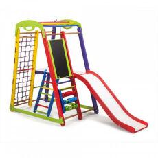 Детский спортивно-развивающий комплекс «Кроха - 1 Plus 3» для дома 5